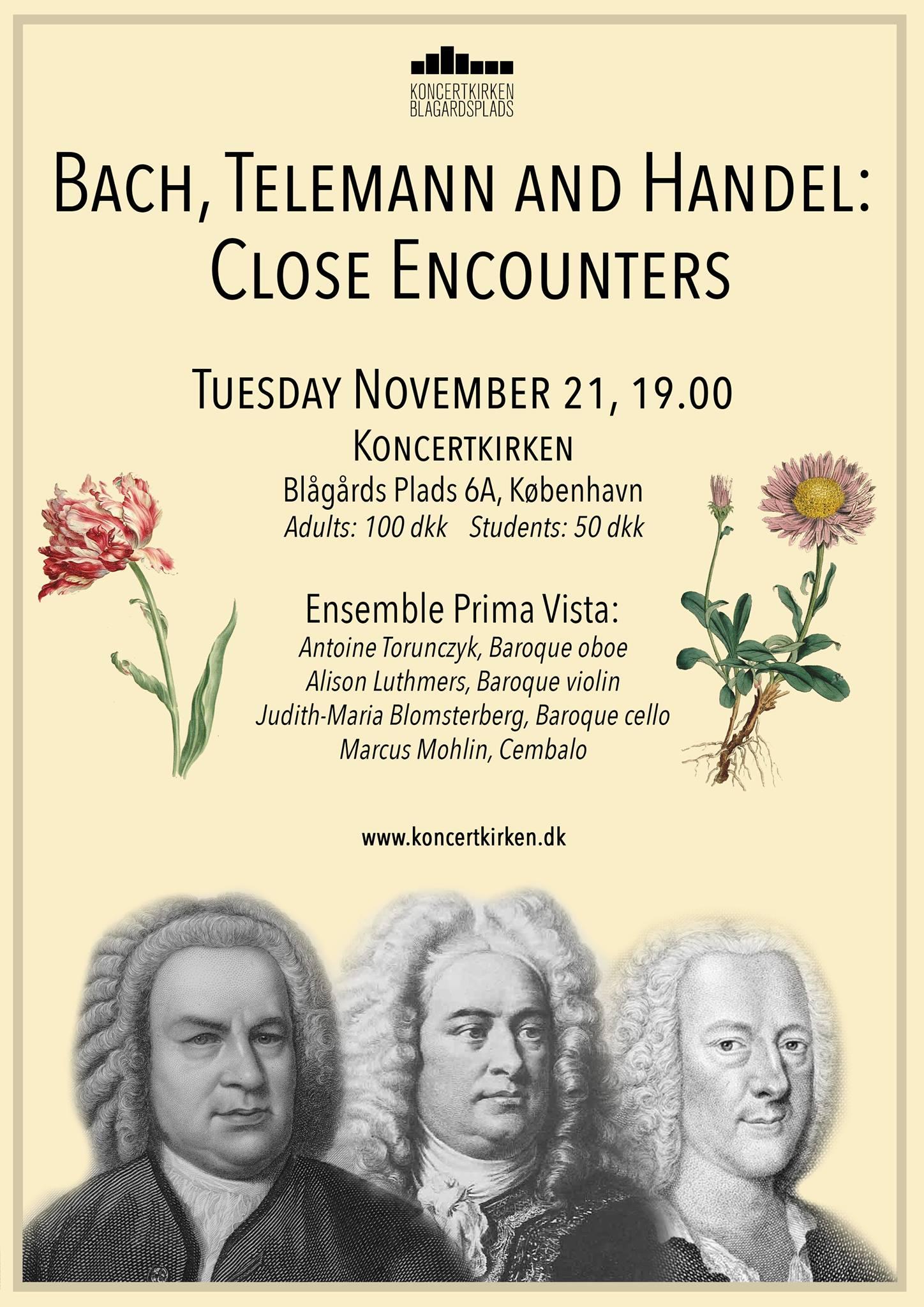 A Comparative Study between Johann Sebastian Bach and George Frideric Handel