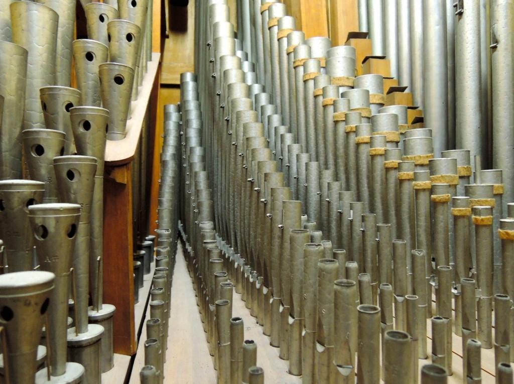 Orgel 5 juni