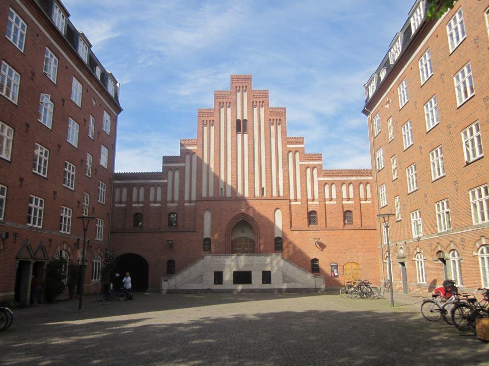 Blågårds kirke (foto B. Ross)