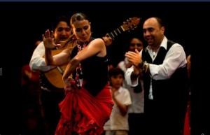 Navidad Flamenca fiesta flamenca