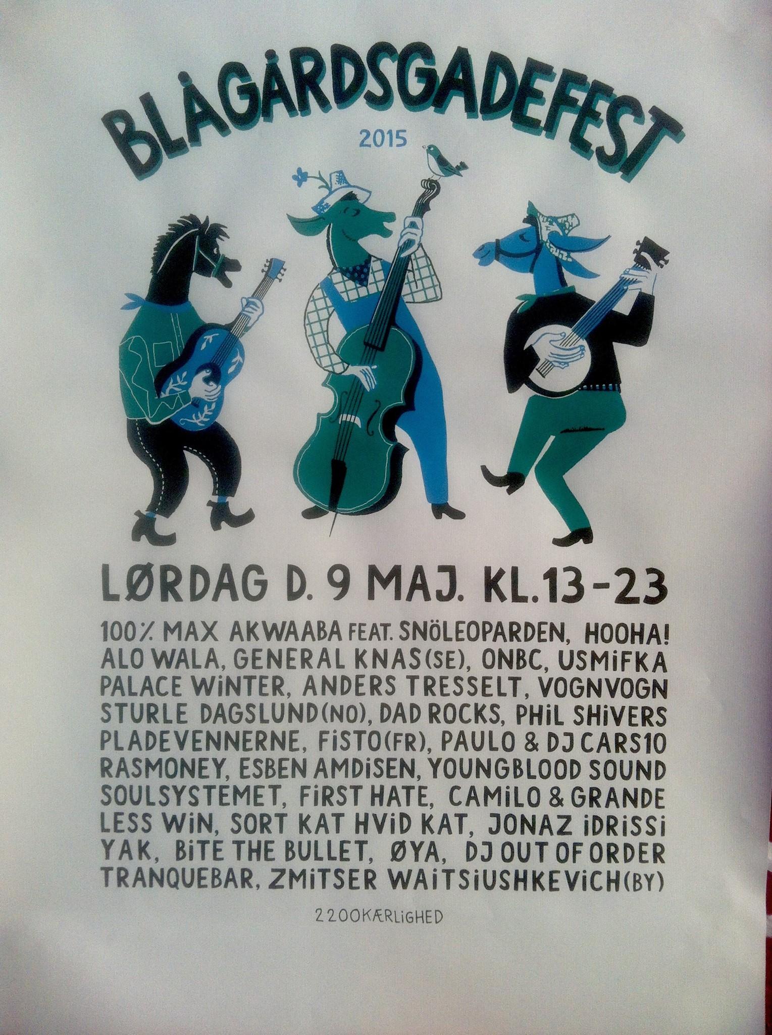 blaagaardsgadefest