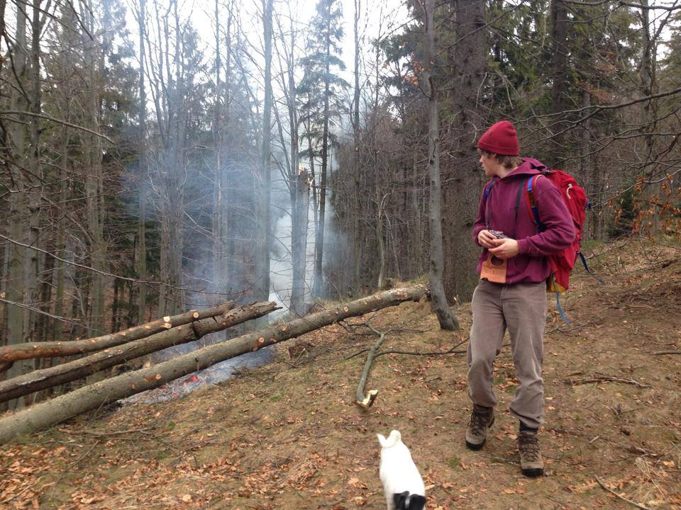 Szymonin the woods